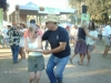 Mark Stoltz dancing, Festival Acadiens